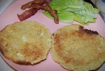 1 - Low Carb - Breads & Crackers / Low Carb Breads-Muffins - Etc... / by Lynn Siebenthaler