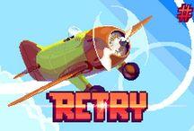 【ゲーム】RETRY