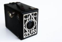 Beautiful Boxes / A selection of the most handsome vintage box cameras.