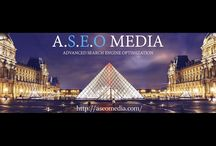 A.S.E.O Media / SEO - Search Engine Optimization & SMO - Social Media Optimization specialists get you to the #1 position online turning your website into a revenue producing machine doing 10x your business. Visit http://aseomedia.com/