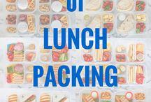 Kids lunch packs