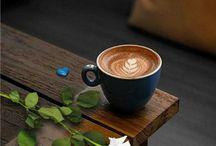 Káva,nanuky