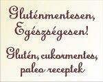 gluténmentes / recept