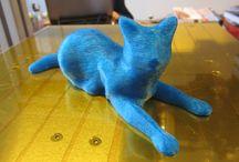 Cats 3dPrinting / L'impression 3D aux service des chats !