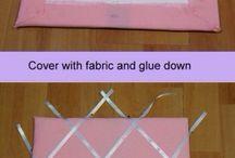 Fabric Craft Ideas