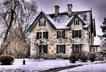 Home Exterior / by Danielle St.Pierre