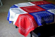 Table Linens / by Elizabeth Fong