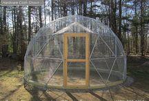Aviaries / Geodesic dome