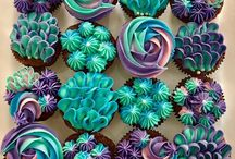 Succulent & Cactus Cakes, Cupcakes, Sweets, and Inspiration! / Featuring a beautiful and fun collection of our favorite succulent & cactus themed cakes, cupcakes, sweets, and ideas!