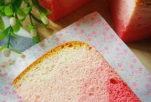Chiffon Sponge & Pound cake