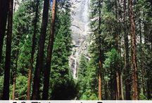 Travel - Yosemite NP