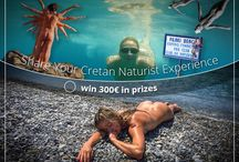 Competition - Share Your Cretan Naturist Experience