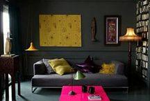 duvar renk ve dekorasyonu