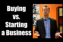 How to buy a business / Advice and strategies on how to buy a business.