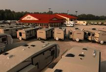 Good Life RV Des Moines Store / Located at exit 56 on Interstate 35 just minutes from Des Moines.