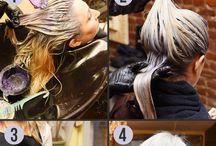 hair & make up•