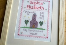 Christening gifts and ideas / by Natalie Norton