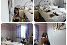Room Makeover on £50 / A challenge set by Moneysupermarket.com to transform a room with £50 / by Cakesphtoslife Angie