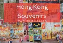 Top 20 Hong Kong Souvenirs to pick - A Shopping Guide / Souvenirs shopping is an integral part of Travel. Here are Top 20 Hong Kong Souvenirs you can shop while visiting Hong Kong #travel #souvenirs #hongkong #travelblog #inditales