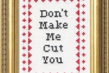 Cross Stitch / by Angela Fix