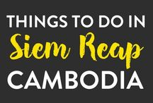 My Travel Trip ~Cambodia~ ✔️