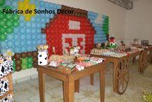 Patricia janini Ferraz / amo decorar festas, amo minha família