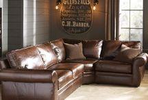 Sofa  chairs / by Karen Martin