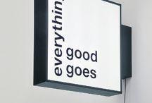 Schilder Signage
