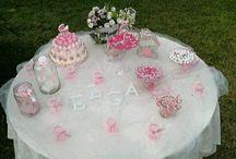 battessimo garden party / #Decorazioni #Battesimo #Bimba #confettata #ideas #party #dessert #table