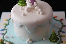 téli torta