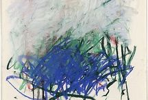 Abstract Art History: Joan Mitchell