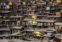 Villages d'ici et d'ailleurs / Houses