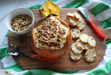 GF/V/SF sides and appetizers / Rices,pasta salads, appetizers, 'wings', / by kylee thomason