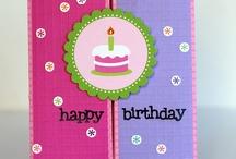 Cards...Birthday...Gals / by Doris Amey-Ketcham