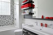Custom Bathrooms / Custom bathrooms