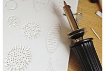 Stamping stempelki i tekstury
