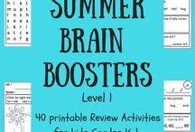 SUMMER / Summer activities with kids