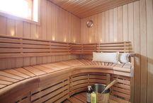 Sauna - omat kohteet