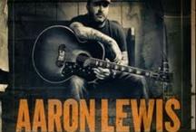 Aaron Lewis / by Lisa Eddy