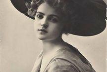1900-1910 / Fashion, Designers and styles. La Belle Epoque