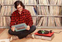 LP vinyl player