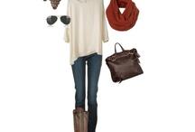 Winter wardrobe / by Melissa Vandrey