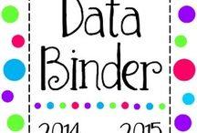 Teacher Data Binders
