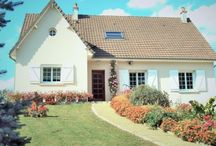 Loire Valley, France / Holiday Accommodation near Montresor and the city Tours