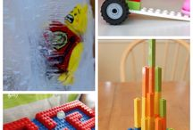 Lego Mania / by Amber Stanifer