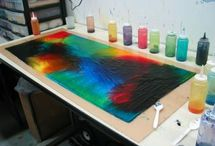 Fabric Dying