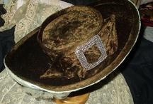 Victorian Hats Bonnets
