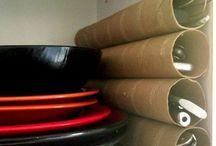 Handcraft...Elişi / Ambalaj atıklarından şahane malzemeler yapabilirsiniz. / by Zeliha Sunal