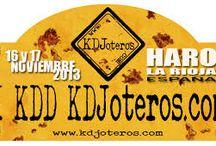 X KDD KDJoteros / No te pierdas la X Kdd de Kdjoteros. 15, 16 y 17 de noviembre Haro, La Rioja