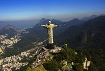 BRAZIL - South America / If God does not grant you glory, be content with fame. - Brazilian Proverb